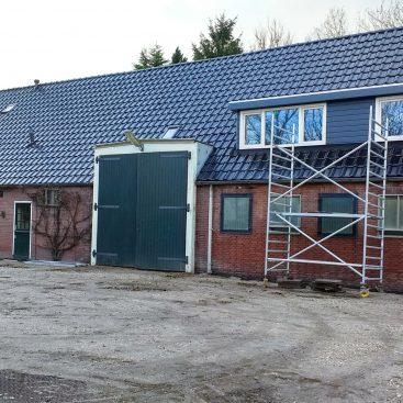 vervanging dak Woonboerderij en kapschuur Creil4